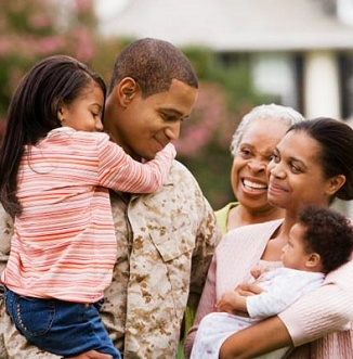 Military Family Building Workshops and Weekend Retreats